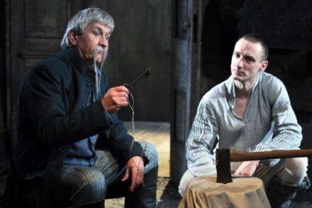Na fotografiji: Marko Okorn in Marko Mandić Foto: Peter Uhan