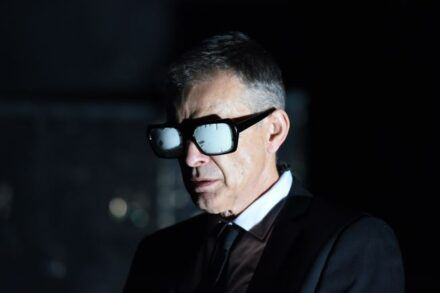 Samuel Beckett: Konec igre / Na fotografiji: Igor Samobor Foto: Peter Uhan