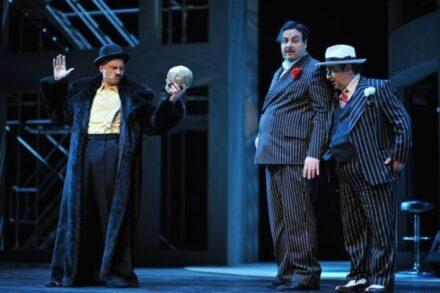Na fotografiji: Boris Mihalj, Jernej Šugman in Bojan Emeršič Foto: Peter Uhan
