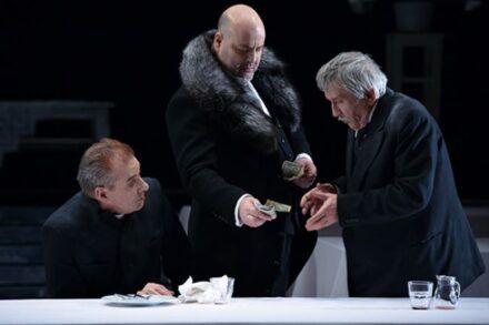 Na fotografiji: Aleš Valić, Jernej Šugman in Marko Okorn Foto: Peter Uhan