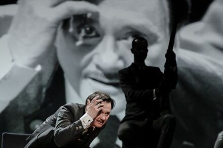 Na fotografiji: Branko Šturbej in Uroš Fürst Foto: Aljoša Rebolj