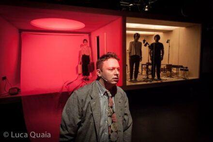 Jukio Mišima: Moderne nô drame / Foto: Luca Quaia