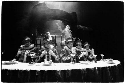 Na fotografiji: Dario Varga, Boris Mihalj, Jurij Souček, Matija Rozman, Brane Grubar, Zoran More in Zvone Hribar Foto: Tone Stojko