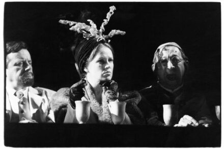 Na fotografiji: Andrej Nahtigal, Barbara Levstik in Brane Grubar Foto: Tone Stojko