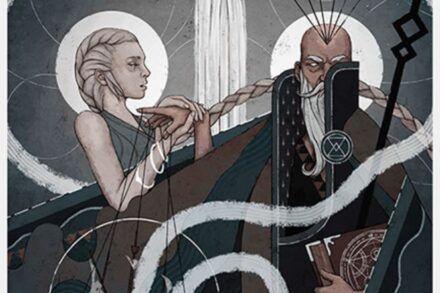 Ilustracija Tiborja Tekavca
