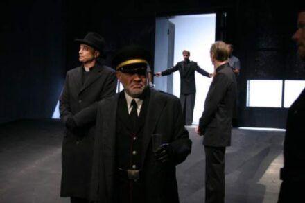 Na fotografiji: Igor Samobor, Kristian Muck, Uroš Fürst in Alojz Svete Foto: Tone Stojko