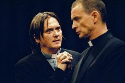 Na fotografiji: Branko Šturbej in Igor Samobor Foto: Peter Uhan