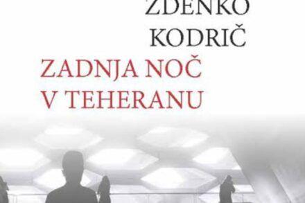 Knjiga Zdenka Kodriča
