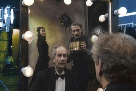 Ronald Harwood: Garderober / Foto: Damjan Švarc